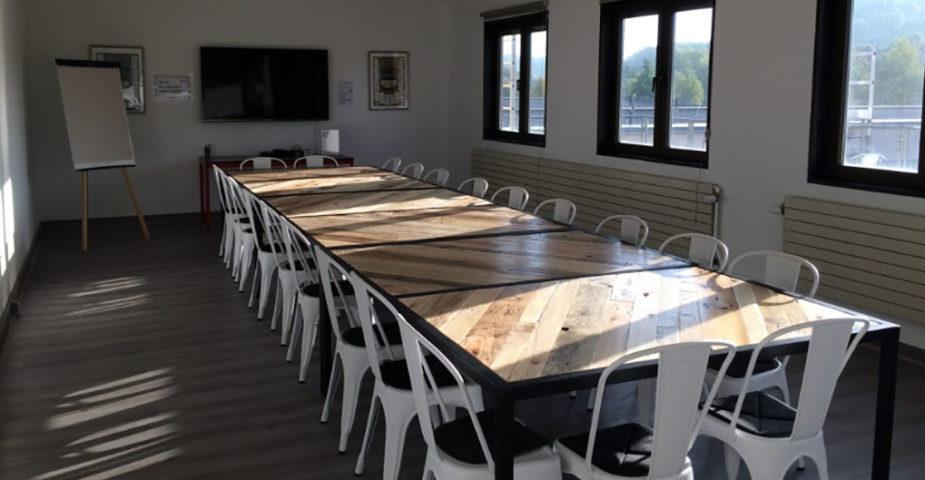 TCRM Blida : salle de formation Cocorico